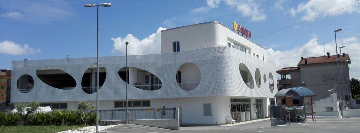 Supermercato a marchio Conad a San Salvo